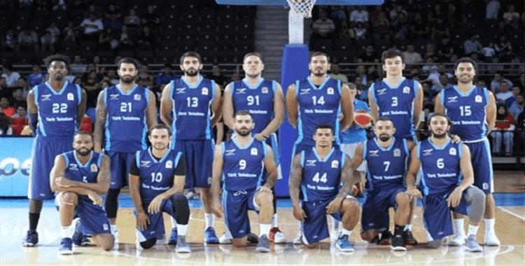 Türk Telekom Şampiyonlar Ligi'nde çeyrek finalde