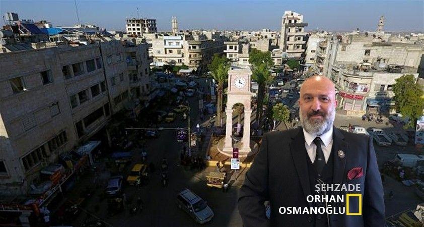 Suriye'nin güzel şehri İdlib..