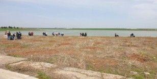 DÜ öğrencileri Kabaklı göletine teknik gezi düzenledi