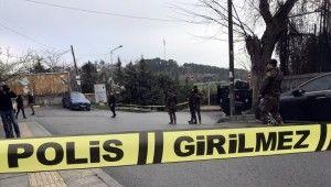 Sarıyer'de hareketli anlar Şüpheli pankart polisi harekete geçirdi