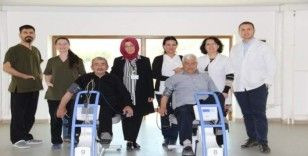 Evliya Çelebi Eğitim ve Araştırma Hastanesi'nde Pulmoner Rehabilitasyon uygulanıyor