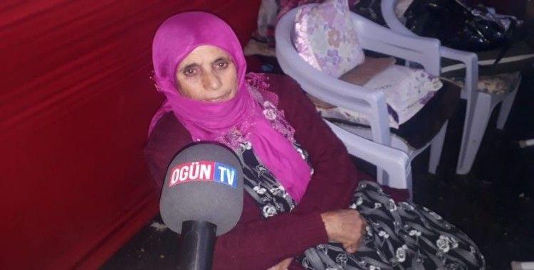 HDP il binası önündeki evlat nöbetine bir aile daha katıldı