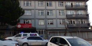 Uşak'taki yetiştirme yurdunda yangın çıktı