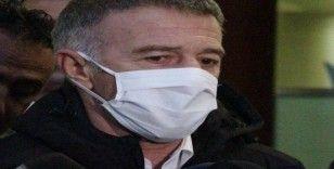 """Ahmet Ağaoğlu: """"Bana sorarsanız lig bugün itibariyle tescil edilsin ama buna kargalar bile güler"""""""