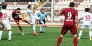TFF 1. Lig: Hatayspor: 2 - Ümraniyespor: 0