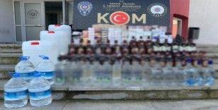 Adana'da dev kaçakçılık operasyonu