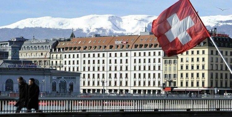 İsviçre'de bir günde 841 yeni koronavirüs vakası