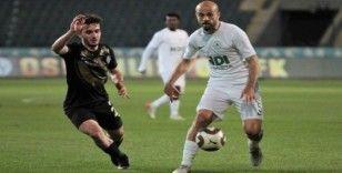 TFF 1. Lig: Osmalıspor: 1 - Giresunspor: 1