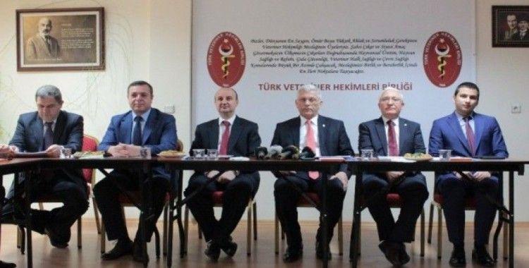 """TVHB Başkanı Eroğlu: """"Evcil hayvanların korona virüsü yayabileceğine dair bir kanıt bulunmamıştır"""""""