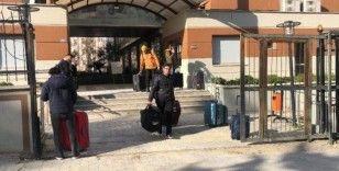 Bursa'da üniversite yurtları karantinaya hazır