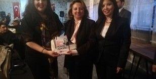 Bakan Yardımcısı Yavuz'a 'Hüsnü Açıksöz' kitabı hediye edildi