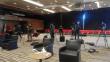 Nihat Özdemir'in basın toplantısı öncesinde 1 metre kuralı