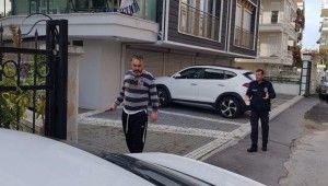 Antalya'da şizofren evlat dehşeti