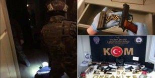 Organize suç örgütü operasyonunda yakalanan şüphelilerden 12'si tutuklandı