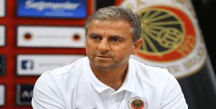 Hamza Hamzaoğlu: 'Maç oynanır ama giden hayat geri gelmez'