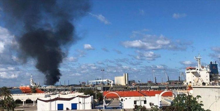 Libya İçişleri Bakanlığı: Esed, Hizbullah ve İran Libya'ya savaşçı gönderiyor