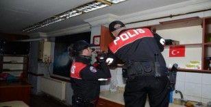 Balıkesir'de polis 22 aranan şahsı yakaladı