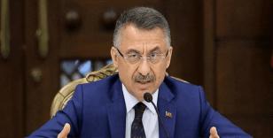 Oktay: '9 ülkeden Türkiye'ye dönmek isteyen 2807 vatandaşımız tahliye edildi'