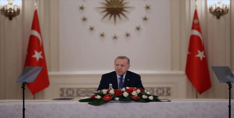 Erdoğan: '21. asrı Türkiye'nin asrı haline getireceğiz'