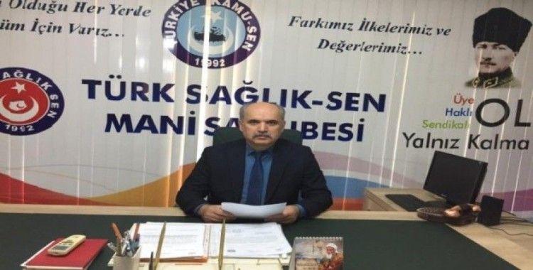 Türk Sağlık Sen'den '50 bin sağlık personeli alınsın' talebi
