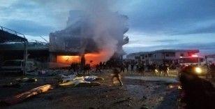 Suriye'de bombalı araçla saldırı: 2 ölü