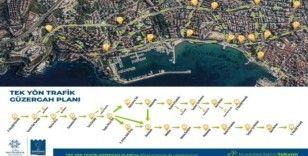 Kuşadası'nda 'Trafik Sakinleştirme' projesi 22 Mart'ta uygulanmaya başlayacak
