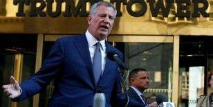 New York Belediye Başkanı Blasio, Trump'ı ahlaksızlıkla suçladı