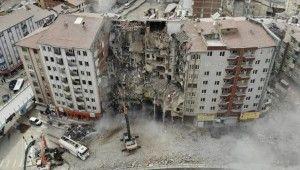 Elazığ'da 12 saatte 55 deprem meydana geldi
