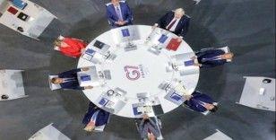 Haziran'da yapılacak G7 Zirvesi telekonferansla yapılacak