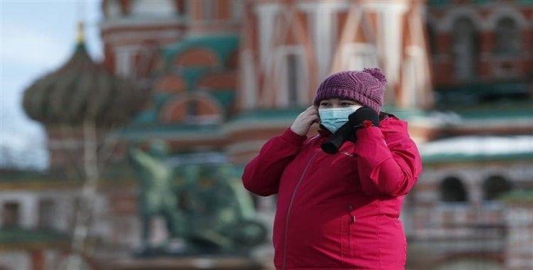 Rusya'da koronavirüsü vaka sayısı 199'a yükseldi