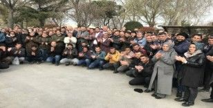 İBB önünde işçilerin eylemi 207 gün sonra sona erdi