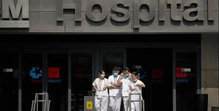 İspanya'da yeni tip koronavirüsten ölenlerin sayısı 1002'ye çıktı