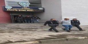 Kalaşnikoflu saldırıya 4 tutuklama