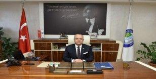Başkan Kayda'dan 'Evde kal' çağrısı