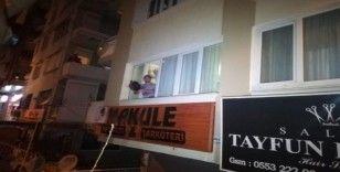 İzmir'de sağlık çalışanlarına alkışlı destek