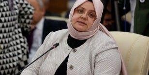 Bakan Selçuk: '2 milyon hanenin tamamı bin TL nakdi destekten yararlanacaktır'