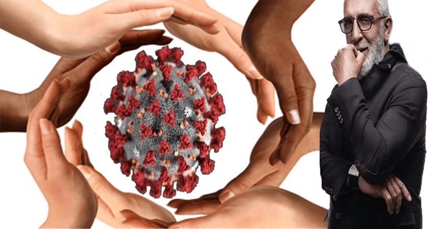 Virüsten insanlığa hiza..!