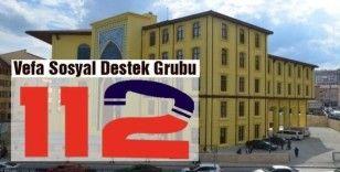 Kütahya'da Vefa Sosyal Destek Grubu oluşturuldu