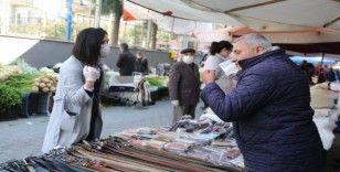 Semt pazarlarında hijyen denetimleri sıklaştırıldı