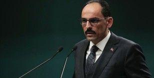Cumhurbaşkanlığı Sözcüsü Kalın'dan koronavirüsle mücadelede 'tedbir' uyarısı