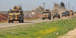MSB: 'M4 kara yolunda ikinci Türk-Rus birleşik kara devriyesi icra edildi'