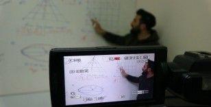 Ardahan'da özel dershaneler uzaktan eğitime başladı