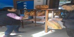 Menteşe'de ekmek el değmeden satılacak