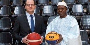 FIBA Başkanı Niang ve Genel Sekreter Zagklis'den basketbol dünyasına mesaj