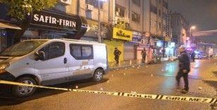 Kâğıthane'de bir iş yerine silahlı saldırı: 3 kişi yaralandı