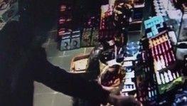 Silahlı gaspçı market sahibine doğum gününde kabusu yaşattı