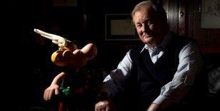 Asteriks'in çizeri Albert Uderzo 92 yaşında hayata veda etti