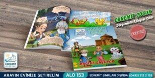 'Edremit Çocuk' dergisi yayın hayatına başladı