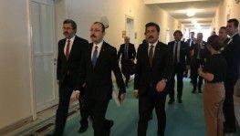 AK Parti ile CHP bir araya geldi