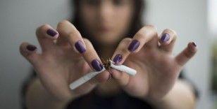 Koronavirüs sigarayı bırakmak için 'bahaneniz olsun'
